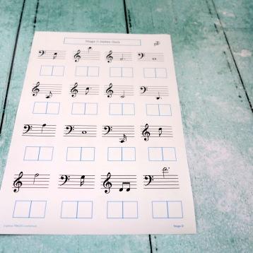 D1D2 Letters and Lengths Quiz Back