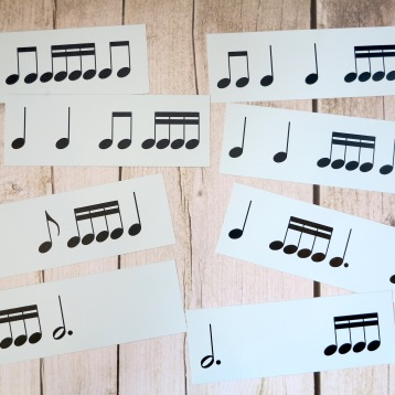 Stage D 4-4 Semiquaver Groups Notes Only 2